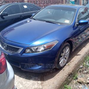 Honda Accord 2008 2.0 Comfort Blue | Cars for sale in Oyo State, Ibadan