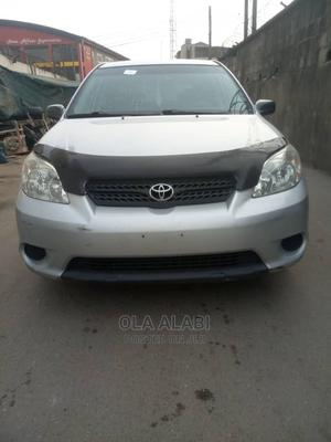 Toyota Matrix 2006 Silver   Cars for sale in Lagos State, Gbagada