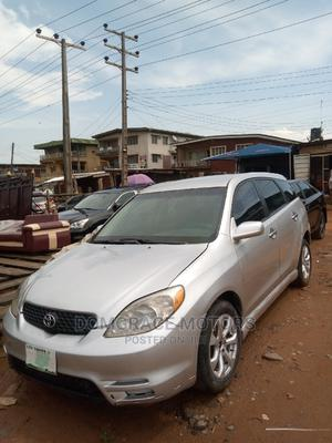 Toyota Matrix 2004 Silver   Cars for sale in Lagos State, Maryland