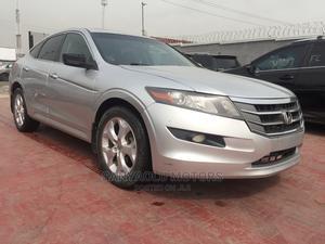 Honda Accord CrossTour 2010 EX-L Silver   Cars for sale in Lagos State, Amuwo-Odofin