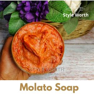 Molato Whitening Soap   Bath & Body for sale in Abuja (FCT) State, Apo District