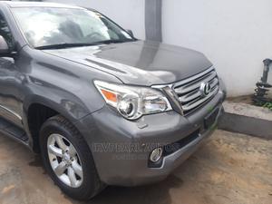 Lexus GX 2012 460 Premium Gray | Cars for sale in Lagos State, Ojodu