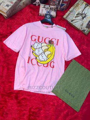 High Quality GUCCI T-Shirt for Men | Clothing for sale in Lagos State, Magodo