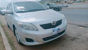 Toyota Corolla 2009 1.4 Advanced Silver   Cars for sale in Abuja (FCT) State, Gwarinpa