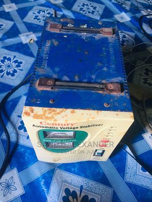 Automatic Voltage Stabilizer( Century), Cvr-Tub 5000va | Electrical Equipment for sale in Lagos State, Ajah
