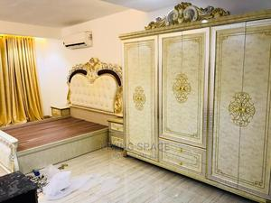Brand Newly Royal Bed Set 6by7 Size With 6 Doors Wardrobe   Furniture for sale in Lagos State, Ajah