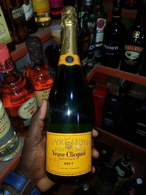Vueve Cliquot Brut Champagne   Meals & Drinks for sale in Lagos State, Lekki