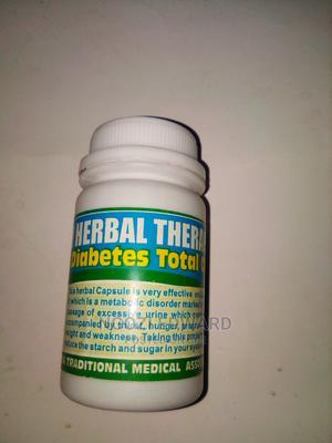 Ekwesi Diabetes Herbal Capsules   Vitamins & Supplements for sale in Lagos State, Ifako-Ijaiye