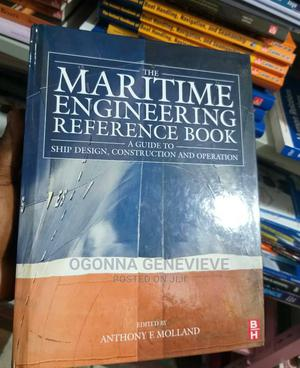 The Maritime Engineeering Reference Book    Books & Games for sale in Lagos State, Yaba