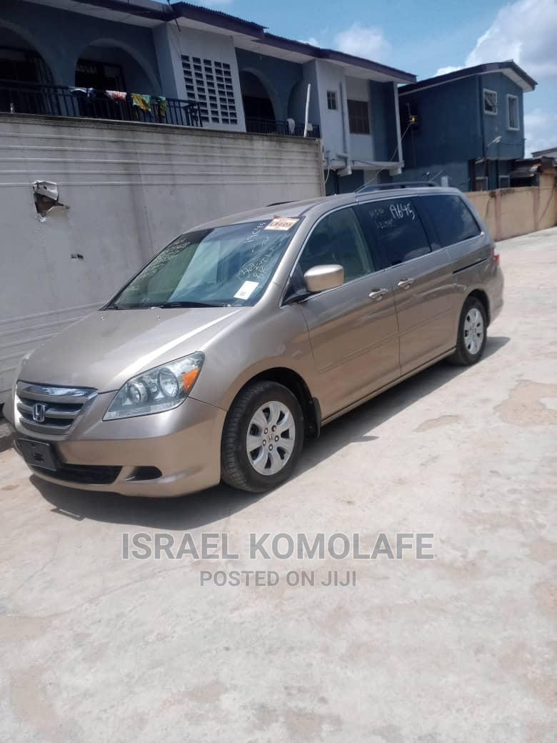 Honda Odyssey 2006 Gold   Cars for sale in Alimosho, Lagos State, Nigeria