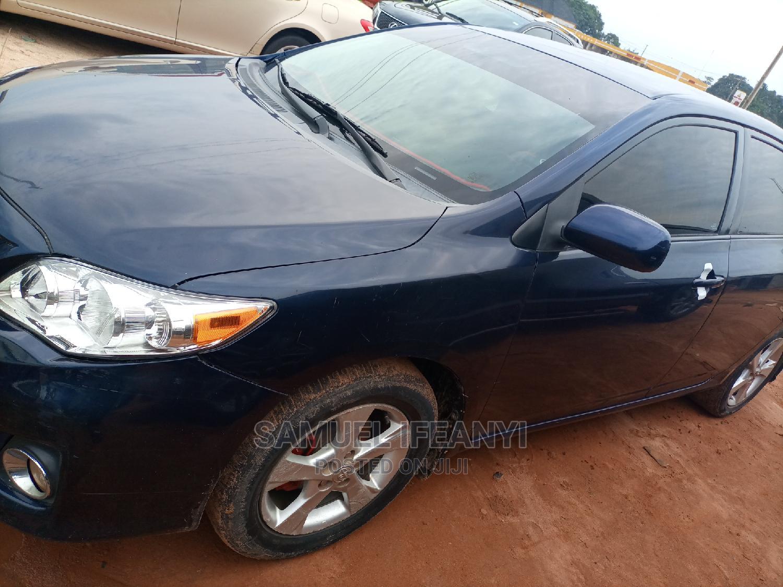 Archive: Toyota Corolla 2013 Blue