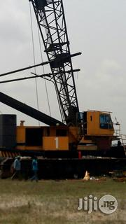 Manitowoc Crawler Crane 450T For Hire | Building & Trades Services for sale in Delta State, Warri