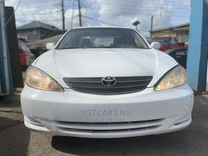 Toyota Camry 2003 White | Cars for sale in Lagos State, Ikeja