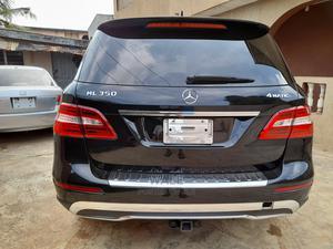 Mercedes-Benz M Class 2013 ML 350 4Matic Black   Cars for sale in Lagos State, Gbagada