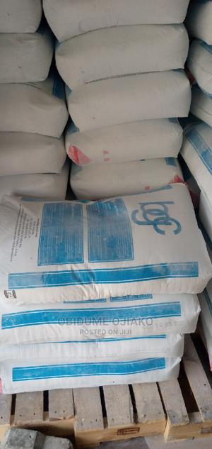 POP Materials White Cement | Building Materials for sale in Lagos State, Yaba