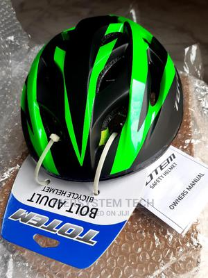 TOTEM Adult Bicycle Helmet - Green | Sports Equipment for sale in Lagos State, Ajah