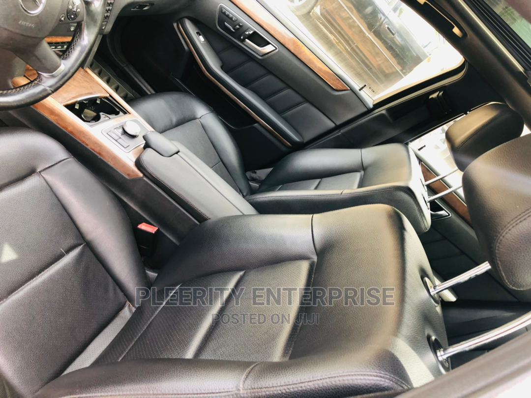 Mercedes-Benz E350 2012 Black | Cars for sale in Gwarinpa, Abuja (FCT) State, Nigeria
