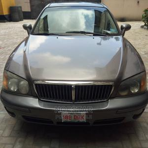 Hyundai XG 2002 Gray | Cars for sale in Rivers State, Port-Harcourt