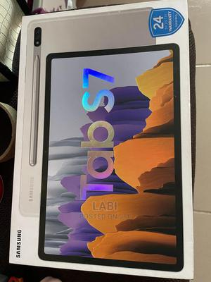 Samsung Galaxy Tab S7 128 GB Gray   Tablets for sale in Lagos State, Ikeja