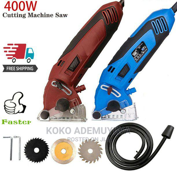 Multifunctional Electric Mini-circular Saw   Electrical Hand Tools for sale in Central Business Dis, Abuja (FCT) State, Nigeria