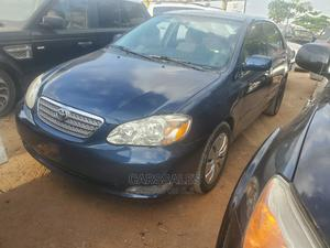 Toyota Corolla 2007 Blue   Cars for sale in Lagos State, Agege