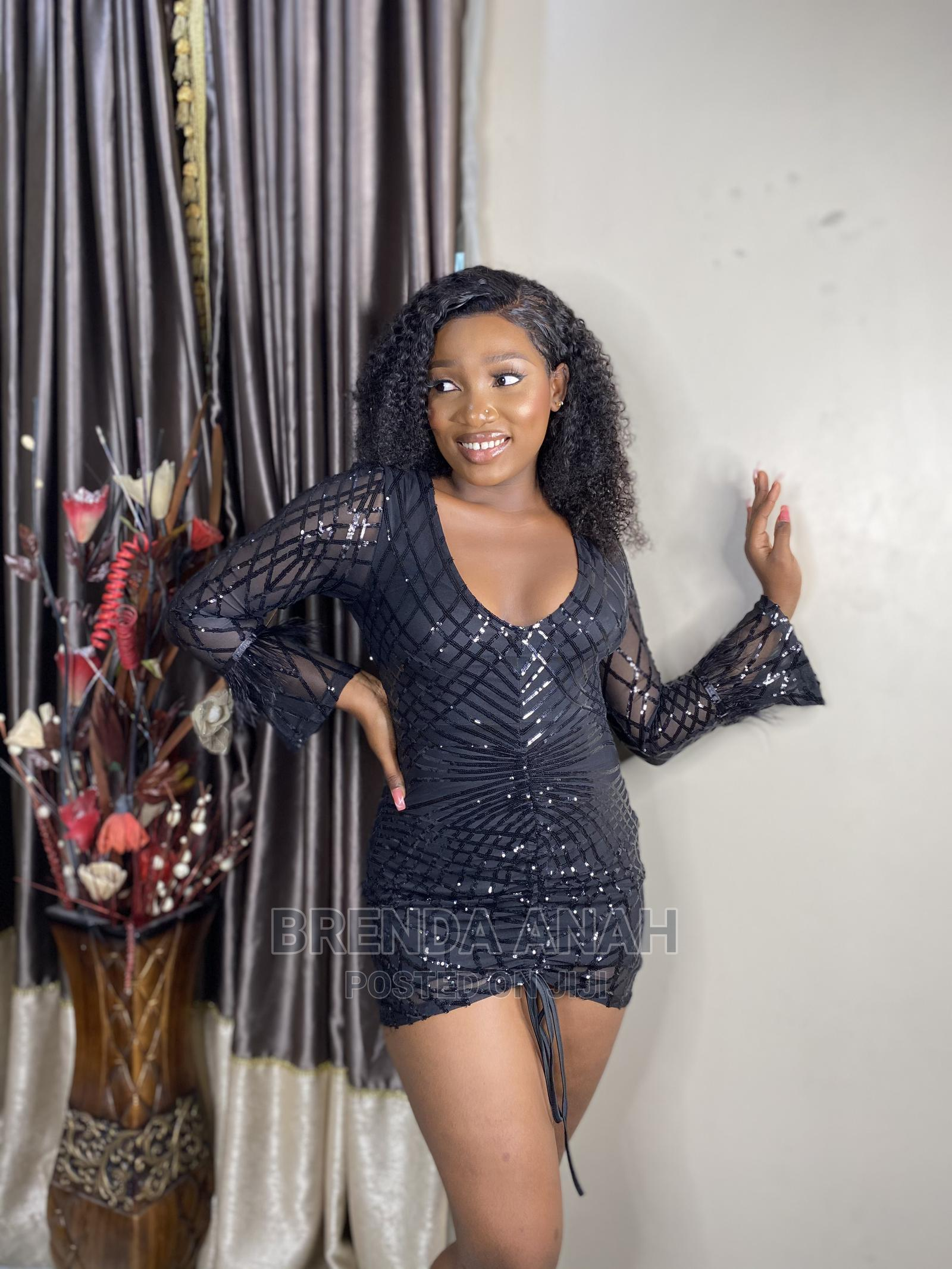 Mini Glitter Dress | Clothing for sale in Port-Harcourt, Rivers State, Nigeria