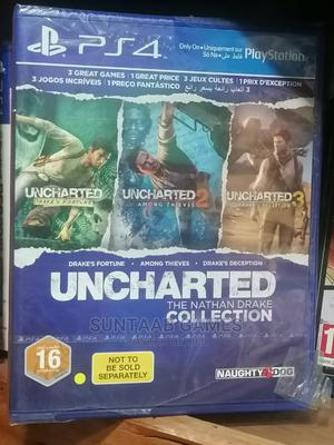 Uncharted Collection (PS4) | Video Games for sale in Lagos State, Lagos Island (Eko)