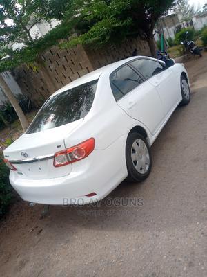 Toyota Corolla 2013 White | Cars for sale in Oyo State, Ibadan