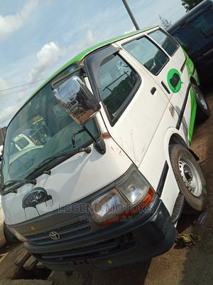 Toyota Hiace Bus Automatic   Buses & Microbuses for sale in Lagos State, Alimosho