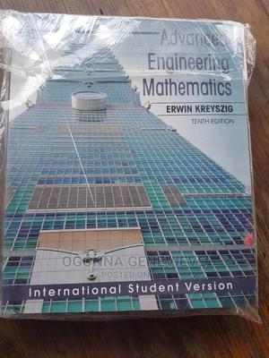 Advanced Engineering Mathematics by Erwin Kreyszig   Books & Games for sale in Lagos State, Yaba