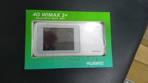 Huawei Mobile 4g Wimax Speed Wi-Fi   Networking Products for sale in Lagos State, Ikeja