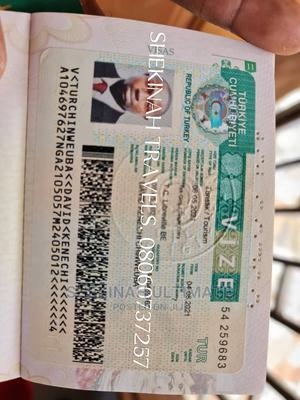 Turkey Visa Available | Travel Agents & Tours for sale in Abuja (FCT) State, Kubwa