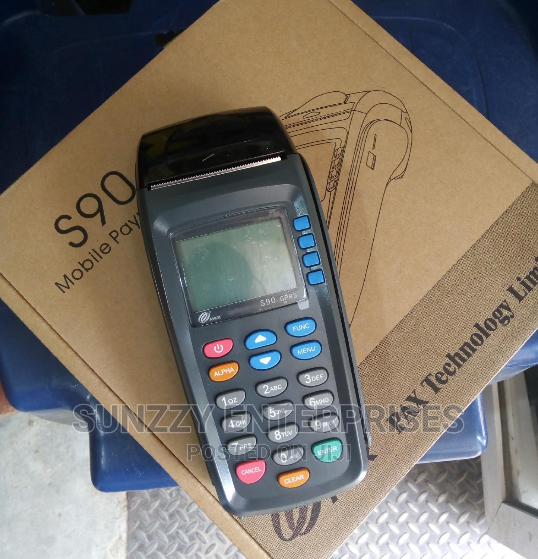 Brand New Pax S90 GPRS Payment POS Terminal - English Keypad