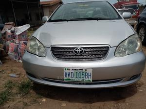 Toyota Corolla 2004 Silver | Cars for sale in Lagos State, Abule Egba
