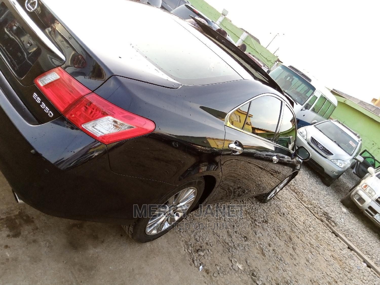 Lexus ES 2009 350 Blue   Cars for sale in Ifako-Ijaiye, Lagos State, Nigeria