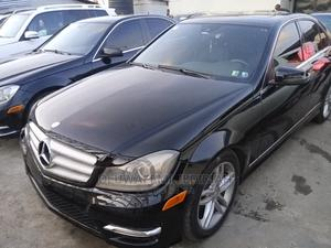Mercedes-Benz C300 2013 Black | Cars for sale in Lagos State, Ikeja
