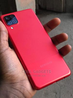 Samsung Galaxy A12 128 GB Red | Mobile Phones for sale in Lagos State, Ikeja