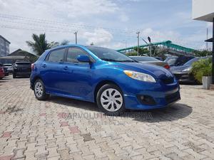 Toyota Matrix 2009 Blue   Cars for sale in Lagos State, Lekki