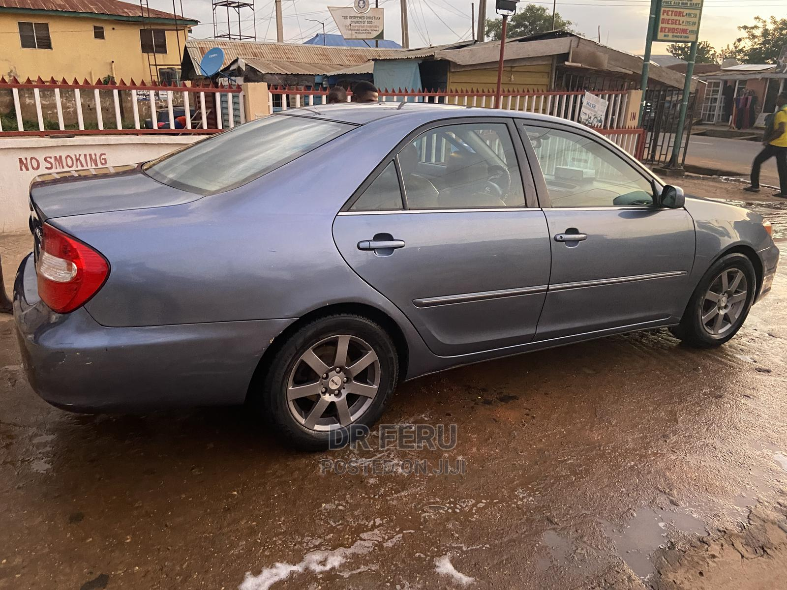Toyota Camry 2003 Blue | Cars for sale in Ogbomosho North, Oyo State, Nigeria
