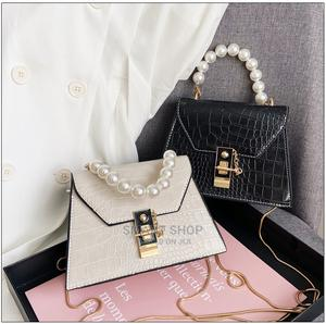 Portable Trendy Pearl Handbags | Bags for sale in Imo State, Owerri