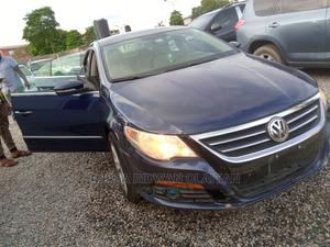 Volkswagen Passat 2008 1.8 T Automatic Blue   Cars for sale in Lagos State, Yaba