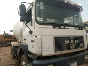 Man DIESEL Engine Concrete Mixer | Heavy Equipment for sale in Abuja (FCT) State, Galadimawa