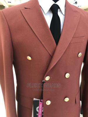 Exclusive Turkey Double Breasted Blazer   Clothing for sale in Lagos State, Lagos Island (Eko)
