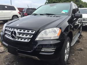 Mercedes-Benz M Class 2011 ML 350 4Matic Black   Cars for sale in Lagos State, Amuwo-Odofin
