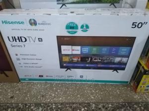 """Hisense UHD TV 50""""Inches   TV & DVD Equipment for sale in Lagos State, Ojo"""