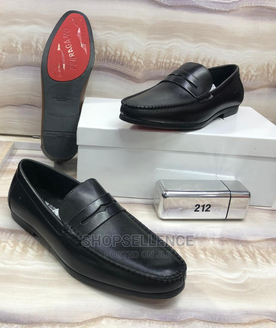 Pure Italian Leather Loafers