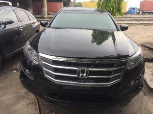 Honda Accord CrossTour 2010 EX-L AWD Black | Cars for sale in Lagos State, Amuwo-Odofin