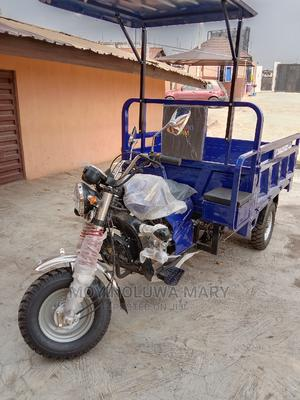 New Motorcycle 2020 Blue | Motorcycles & Scooters for sale in Oyo State, Akinyele
