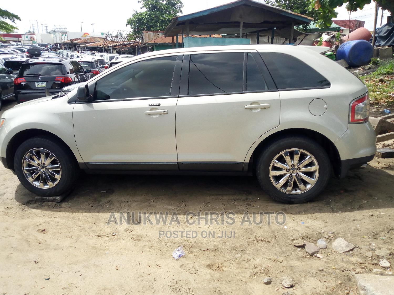 Ford Edge 2008 White   Cars for sale in Amuwo-Odofin, Lagos State, Nigeria