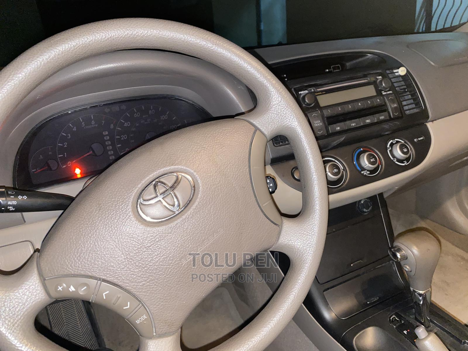 Archive: Toyota Camry 2006